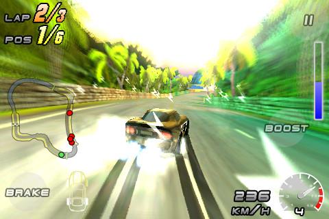 雷霆赛车手机版_雷霆赛车2 高清版 Raging Thunder 2 HD_安卓频道_SHOUYOU.COM手游网