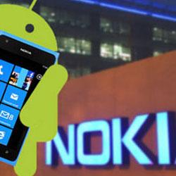 传诺基亚招聘相关专家或研发Andriod手机