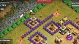 部落战争单人模式 关卡48豪宅攻略