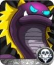 紫蛇(灰)