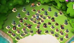 《海岛奇兵》关于高级资源岛的布防参考