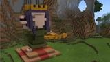 部落冲突玩家在《我的世界》中造弓箭女王