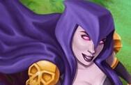 部落冲突玩家作品:邪恶女巫气场强大