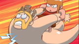 大魔王COC搞笑漫画第40弹:蛮王的升级