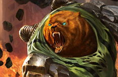 《星际传奇》怒熊