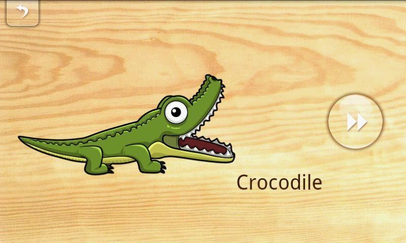 小孩识图学动物图片