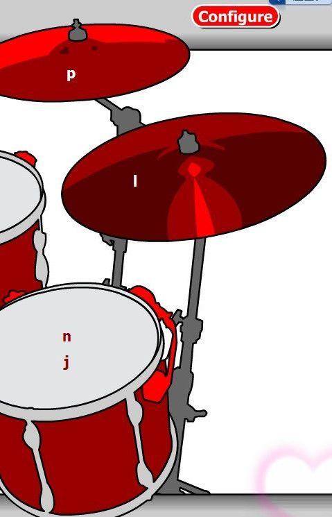 架子鼓基本节奏型大全-架子鼓funk节奏型谱子_架子鼓8