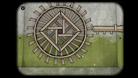方块逃生:磨坊